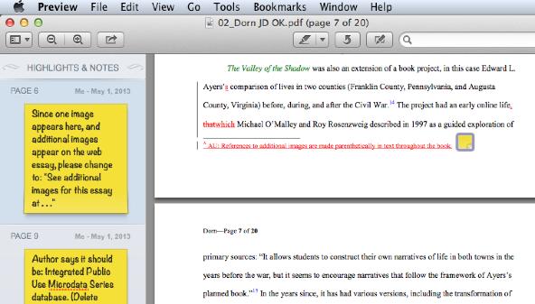 Notes on writing a History essay - Carleton University